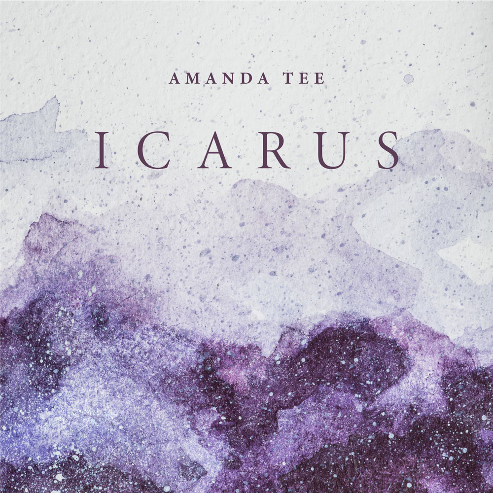 Amanda Tee - Icarus Single Artwork